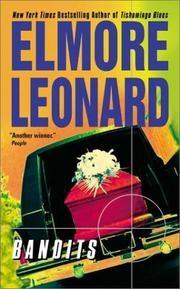 Cover of: Bandits | Elmore Leonard