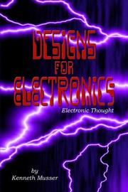 Cover of: Designs for Electronics