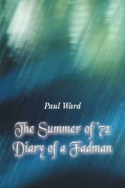 Cover of: The Summer of '72
