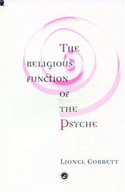 Cover of: The religious function of the psyche