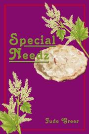 Cover of: Special Needz | Jude Greer