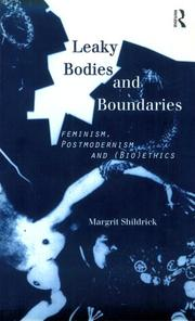 Cover of: Leaky bodies and boundaries