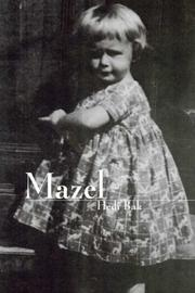 Cover of: Mazel | Hedi Bak