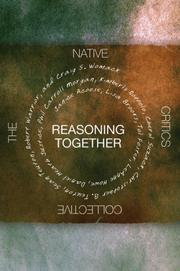 Cover of: Reasoning together