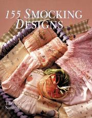 Cover of: 155 Smocking Designs | Theresa Santoso
