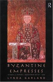 Cover of: Byzantine empresses