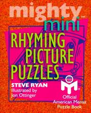 Cover of: Mighty Mini Rhyming Picture Puzzles