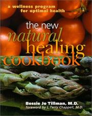Cover of: The New Natural Healing Cookbook