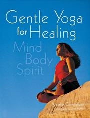 Cover of: Gentle Yoga for Healing