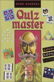 Cover of: Quiz Master Mind Benders | Inc. Sterling Publishing Co.
