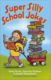 Cover of: Super Silly School Jokes