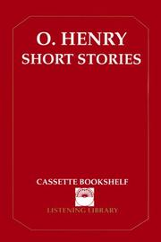 Cover of: O. Henry Short Stories
