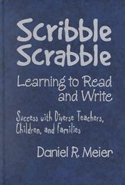 Cover of: Scribble Scrabble