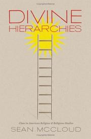 Cover of: Divine Hierarchies | Sean McCloud