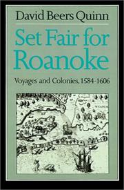 Cover of: Set fair for Roanoke