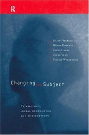 Cover of: Changing the Subject