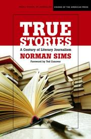 Cover of: True stories