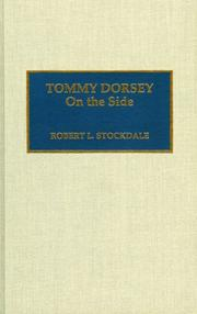 Cover of: Tommy Dorsey