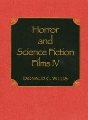Horror and science fiction films IV