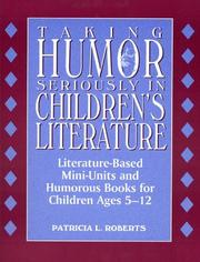 Cover of: Taking humor seriously in children's literature