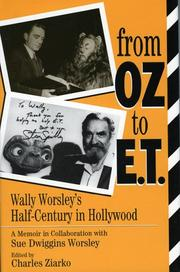 Cover of: From Oz to E.T