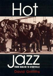 Cover of: Hot jazz | Griffiths, David