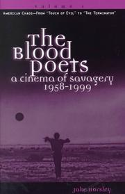 Cover of: The Blood Poets