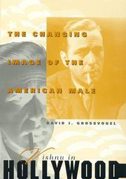 Cover of: Vishnu in Hollywood: the changing image of the American male