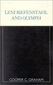Cover of: Leni Riefenstahl and Olympia