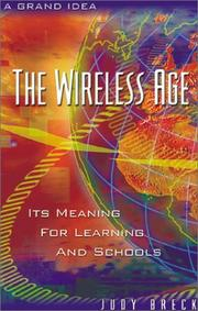 Cover of: The  Wireless Age | Judy Breck