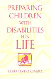 Cover of: Preparing Children With Disabilities for Life