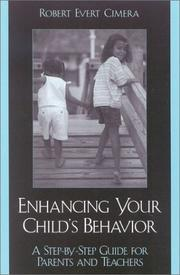 Cover of: Enhancing Your Child's Behavior
