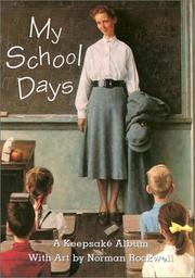 Cover of: My School Days