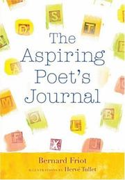 Cover of: The Aspiring Poet's Journal