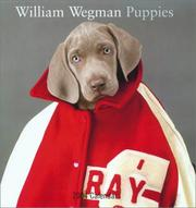 Cover of: William Wegman Puppies 2004 Wall Calendar