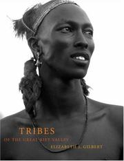 Cover of: Tribes of the Great Rift Valley | Elizabeth L. Gilbert