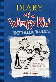 Cover of: Diary of a Wimpy Kid | Jeff Kinney
