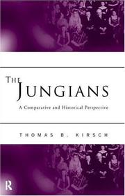 Cover of: Jungians