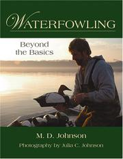 Cover of: Waterfowling | M. D. Johnson