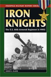 Cover of: Iron Knights