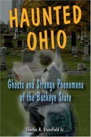 Cover of: Haunted Ohio | Charles A. Stansfield