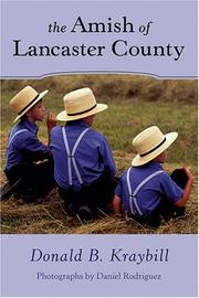 Cover of: The Amish of Lancaster County