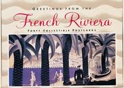 Cover of: Greetings from the French Riviera