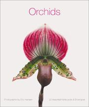 Cover of: Orchids: Deluxe Notecards