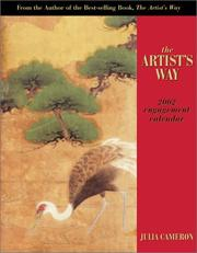 Cover of: The Artist's Way Engagement Calendar