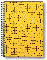 Eames Dot Pattern Journal