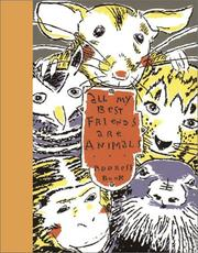 Cover of: All My Best Friends Are Animals Address Book | Ward Schumaker