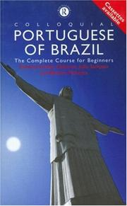 Cover of: Colloquial Portuguese of Brazil