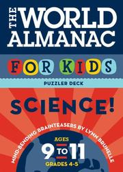 Cover of: World Almanac for Kids Puzzler Deck: Science: Ages 9-11, Grades 4-5 (World Almanac)