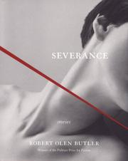Cover of: Severance | Robert Olen Butler